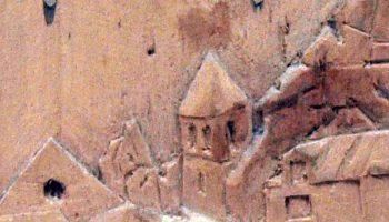 Pogled na crkvu sv. Mihovila