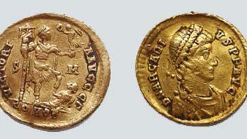 Bizantski zlatnik