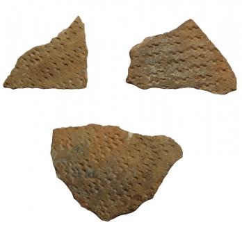Ulomci keramike, Zeljovići – Turska peć, stariji neolitik