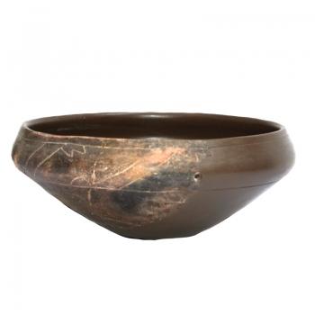 Rekonstruirana keramička zdjela, Zeljovići – Turska peć, mlađi neolitik
