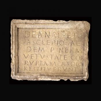 Natpis Dijane i Asklepija, Jesenice – Zeljovići, 1. st.