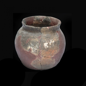 Keramička posuda, Kučiće – Greblje, 13. st.